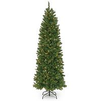 National Tree Company 7.5-ft. Pre-Lit Pennington Fir Artificial Christmas Tree