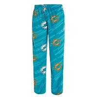 Men's Concepts Sport Miami Dolphins Grandstand Lounge Pants