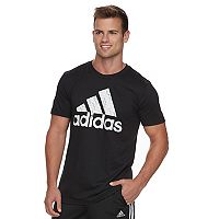 Men's adidas Logo Dazzle Tee
