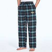Men's Concepts Sport Jacksonville Jaguars Huddle Lounge Pants
