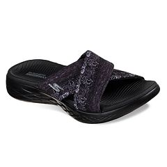f3a668effefc Skechers On the Go 600 Monarch Women s Sandals. Navy Taupe Black
