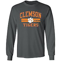 Men's Clemson Tigers Splitter Tee