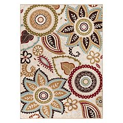 KHL Rugs Majesty Zoey Floral Rug