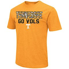 Men's Campus Heritage Tennessee Volunteers Camo Wordmark Tee