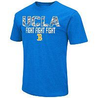 Men's Campus Heritage UCLA Bruins Camo Wordmark Tee