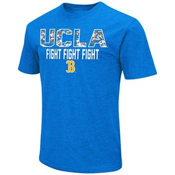 Men's Campus Heritage UCLA Bruins Camo Wordmark Tee