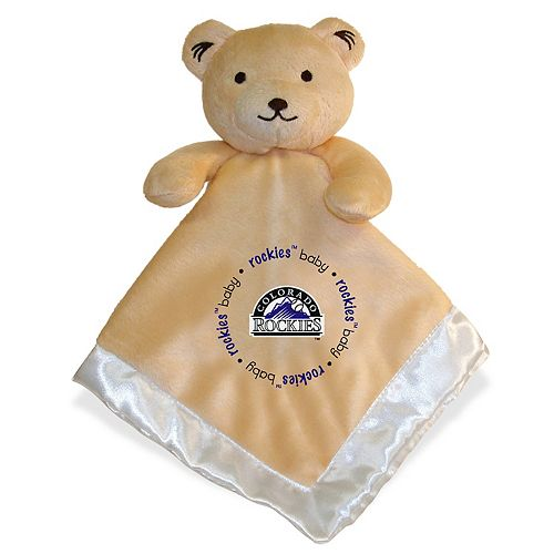 Colorado Rockies Snuggle Bear