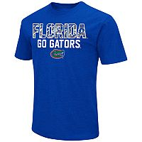 Men's Campus Heritage Florida Gators Camo Wordmark Tee