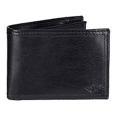 Men's Dockers® RFID-Blocking Slimfold Wallet with Zipper Closure