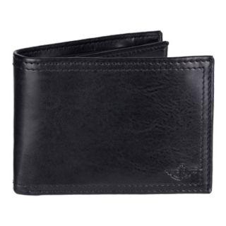 Men's Dockers® RFID-Blocking Slimfold Wallet with Zipper Closure