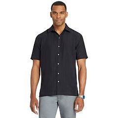 Big & Tall Van Heusen Air Classic-Fit Performance Button-Down Shirt