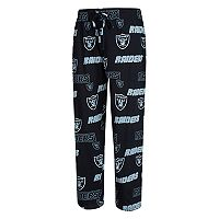 Men's Concepts Sport Oakland Raiders Slide Lounge Pants