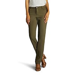 Women's Lee Classic Fit Straight Leg Pants