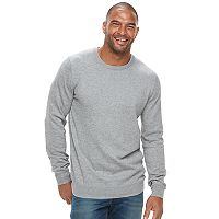 Big & Tall SONOMA Goods for Life™ Classic-Fit Coolmax Crewneck Sweater