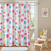 Urban Habitat Kids Water Melly Fruit Shower Curtain