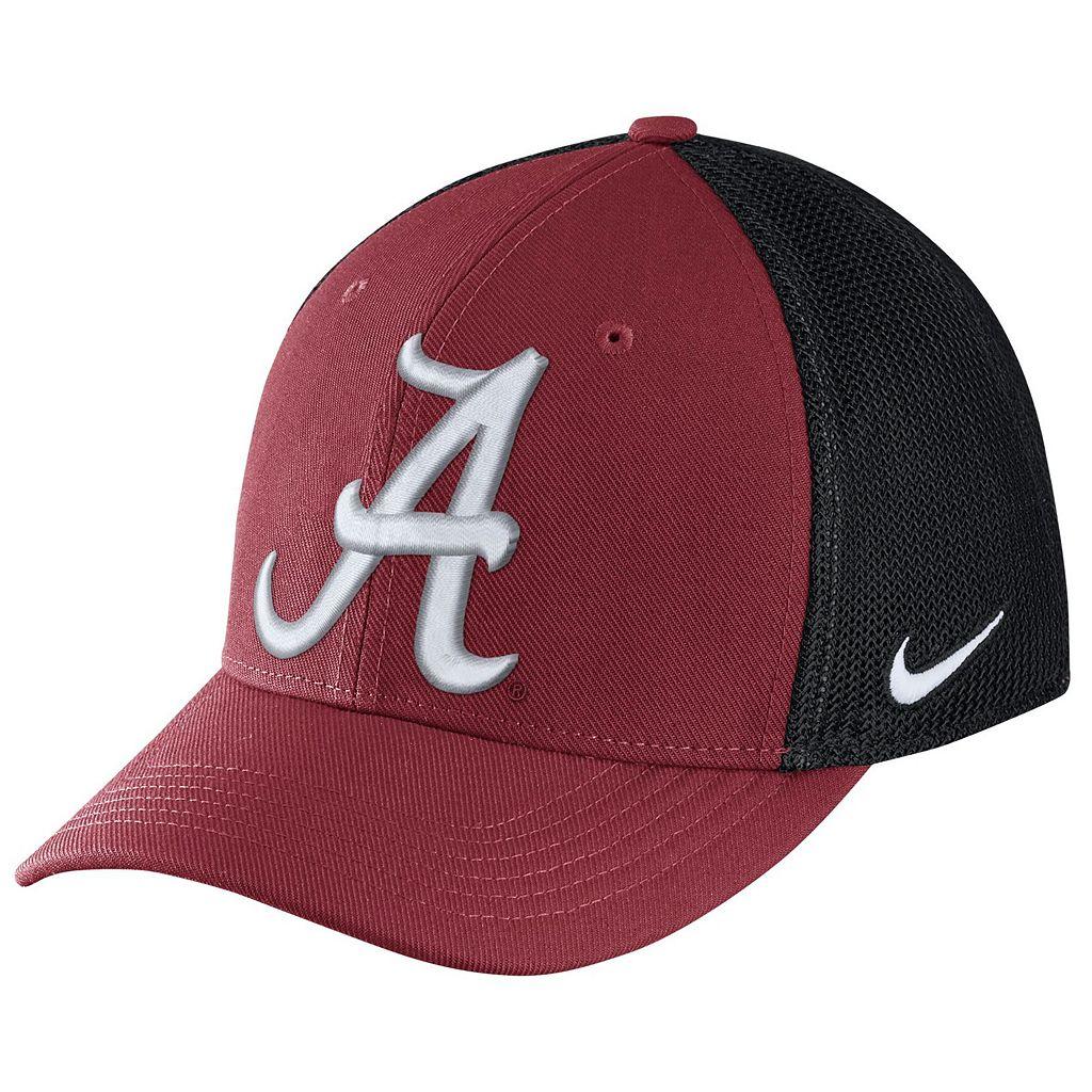 Adult Nike Alabama Crimson Tide Aero Classic 99 Flex-Fit Cap