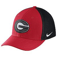 Adult Nike Georgia Bulldogs Aero Classic 99 Flex-Fit Cap