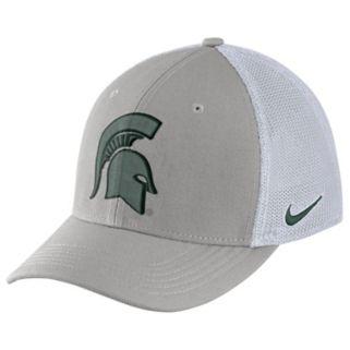 Adult Nike Michigan State Spartans Aero Classic 99 Flex-Fit Cap