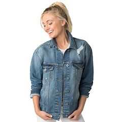 Juniors' DENIZEN from Levi's Boyfriend Jean Jacket