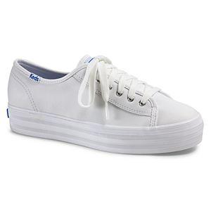 7582a36ebc34ff Keds Triple Kick Chambray Women s Sneakers. (24). Sale