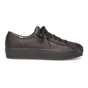 Keds Triple Kick Leather Women's Sneakers