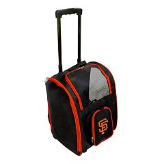 Mojo San Francisco Giants Wheeled Pet Carrier