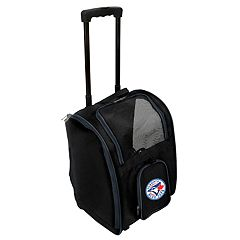 Mojo Toronto Blue Jays Wheeled Pet Carrier
