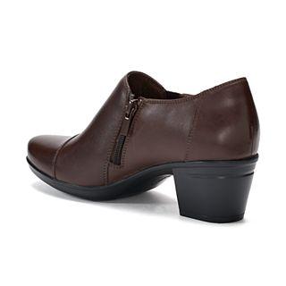 166e19d896f Clarks Emslie Warren Women's Block Heel Shoes
