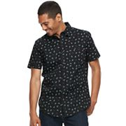 Men's Apt. 9® Premier Flex Slim-Fit Stretch Soft Touch Button-Down Shirt
