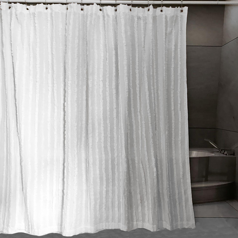 Metro Farmhouse By Park B. Smith Lobo Shower Curtain
