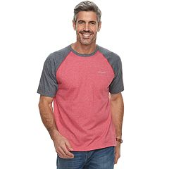 Men's Columbia Wildberry Omni-Wick Raglan Tee
