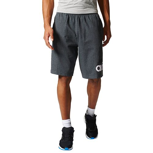Men's Adidas Jersey Shorts by Adidas