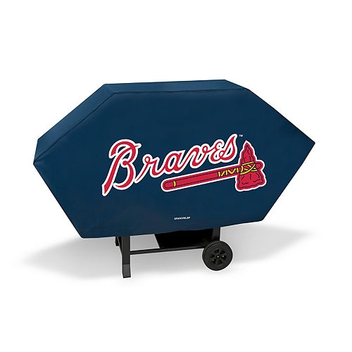 Atlanta Braves Executive Grill Cover