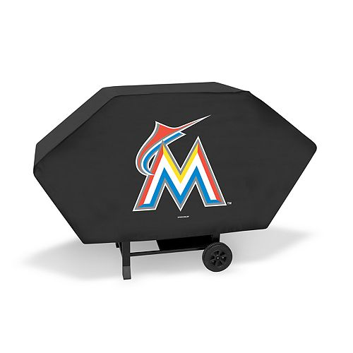 Miami Marlins Executive Grill Cover