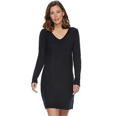 Women's SONOMA Goods for Life™ V-Neck Sweaterdress