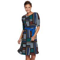 Women's Dana Buchman Scoopneck Dress