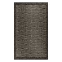 KHL Rugs Serenity Largo Solid Indoor Outdoor Rug