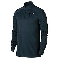 Men's Nike Essential Regular-Fit Dri-FIT Quarter-Zip Performance Golf Pullover