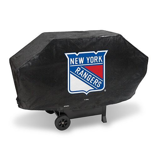 New York Rangers Executive Grill Cover
