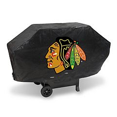 Chicago Blackhawks Executive Grill Cover