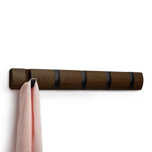 Umbra Flip 5-Hook Wall Rack
