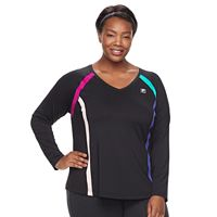 Plus Size Tek Gear Colorband Tee