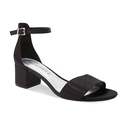Rampage Glyterzz Women's High Heel Dress Sandals