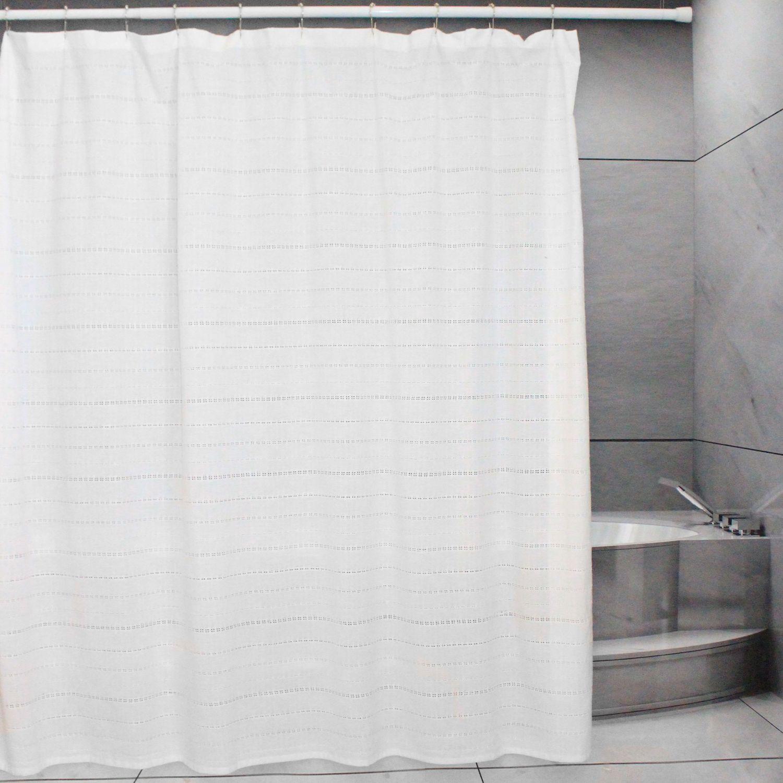 Metro Farmhouse By Park B. Smith Ventura Shower Curtain