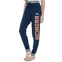 Women's Concepts Sport Denver Broncos Bolt Jogger Pants