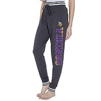 Women's Concepts Sport Minnesota Vikings Bolt Jogger Pants