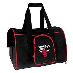 Mojo Chicago Bulls 16-Inch Pet Carrier
