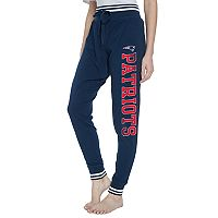 Women's Concepts Sport New England Patriots Bolt Jogger Pants