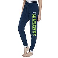 Women's Concepts Sport Seattle Seahawks Bolt Jogger Pants