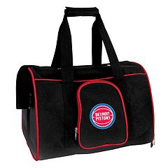 Mojo Detroit Pistons 16-Inch Pet Carrier